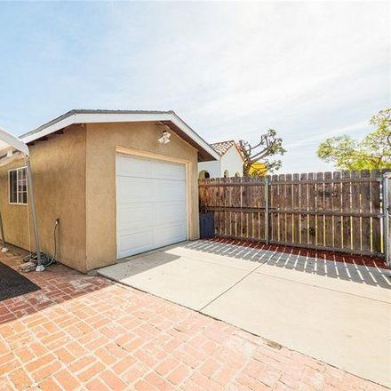 Rent this 2 bed house on 1602 East 59th Street in Long Beach, CA 90805