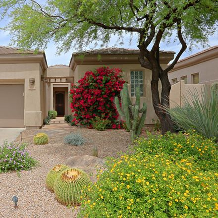 Rent this 3 bed house on 6960 East Whispering Mesquite Trail in Scottsdale, AZ 85266