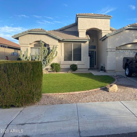 Rent this 3 bed house on 3950 East Cody Avenue in Gilbert, AZ 85234