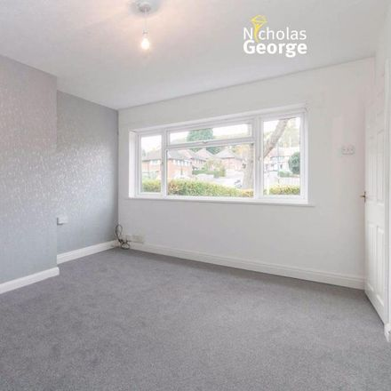 Rent this 3 bed house on Gregory Avenue in Birmingham B29, United Kingdom