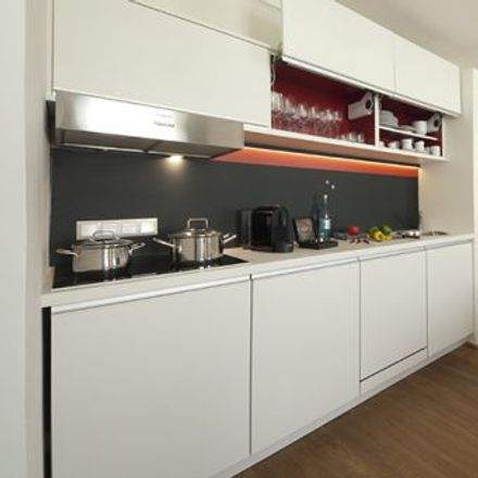 Rent this 3 bed apartment on Hauptstätter Straße 65 in 70178 Stuttgart, Germany