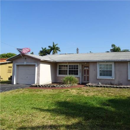 Rent this 3 bed apartment on 11411 Northwest 37th Street in Sunrise, FL 33323