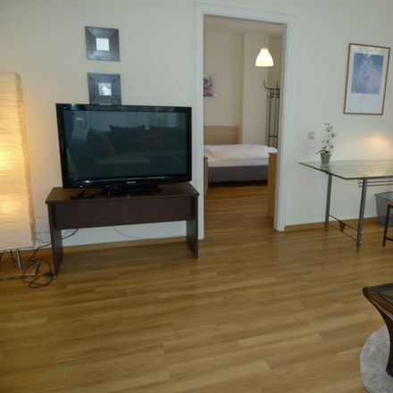 Rent this 1 bed apartment on Wittenberger Straße 72 in 01309 Dresden, Germany