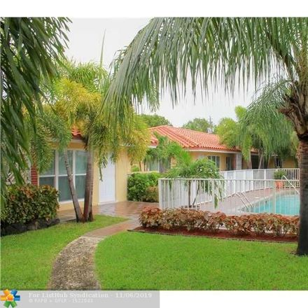 Rent this 1 bed apartment on 4807 Northeast 21st Avenue in Fort Lauderdale, FL 33308