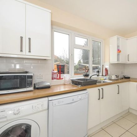 Rent this 7 bed house on 13 Demesne Furze in Oxford OX3 7XF, United Kingdom