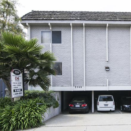 Rent this 2 bed apartment on 3709 Jasmine Avenue in Los Angeles, CA 90034