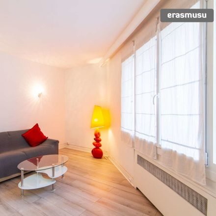 Rent this 1 bed apartment on Rue Pergolèse in 75116 Paris, France