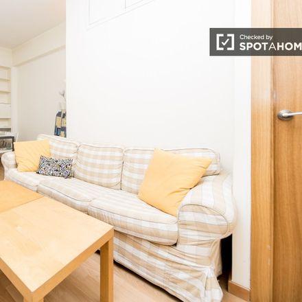 Rent this 1 bed apartment on Plaza de San Juan de la Cruz in 7, 28001 Madrid