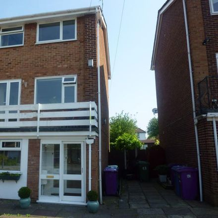 Rent this 3 bed house on Cherry Vale in Liverpool L25, United Kingdom