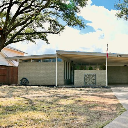 Rent this 3 bed house on 2727 A & M Avenue in San Angelo, TX 76904