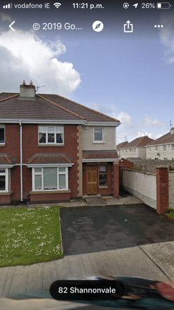 Rent this 2 bed house on The Metropolitan District of Limerick City in Limerick North Rural, MUNSTER