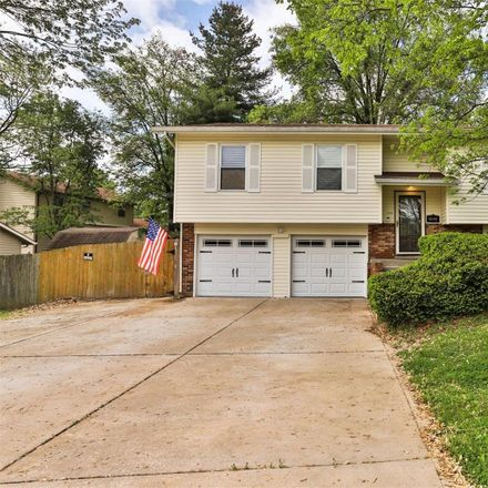 Rent this 4 bed house on 4540 Shoshone Trail in Saint Charles County, MO 63304