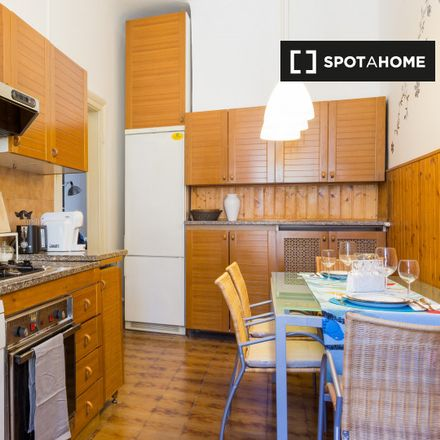 Rent this 1 bed apartment on Via Sirte in 20144 Milan Milan, Italy