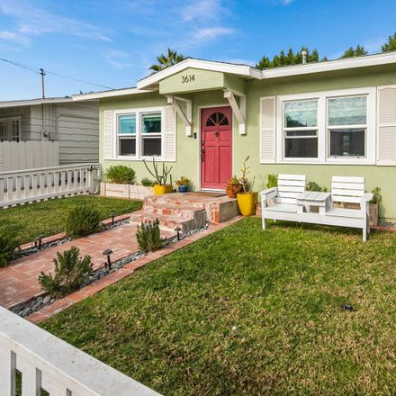 Rent this 2 bed house on 3614 Monroe Avenue in San Diego, CA 92116