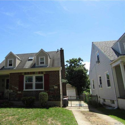 Rent this 3 bed house on 85th Rd in Bellerose, NY