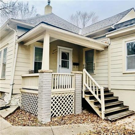 Rent this 2 bed house on 4522 Mercier Street in Kansas City, MO 64111