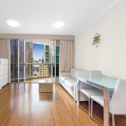 Rent this 1 bed apartment on 708/70 Mary Street