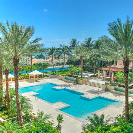 Rent this 2 bed condo on Cityplace South Tower in 550 Okeechobee Boulevard, West Palm Beach