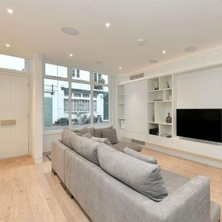 Rent this 3 bed house on 50 Lancaster Mews in London W2 3LH, United Kingdom