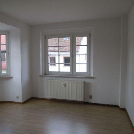 Rent this 3 bed apartment on Bahnhofstraße 14 in 01877 Bischofswerda, Germany