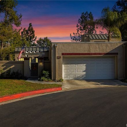 Rent this 3 bed townhouse on 27862 Inverness in Mission Viejo, CA 92692