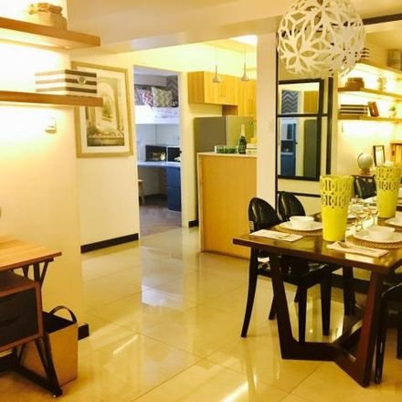 Rent this 2 bed condo on Zinnia Tower in EDSA, Unang Sigaw
