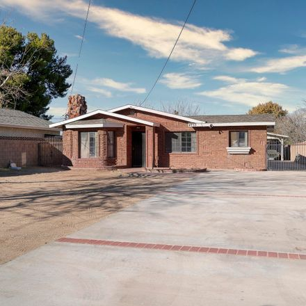 Rent this 3 bed house on W Ave L in Lancaster, CA