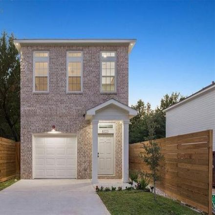Rent this 3 bed house on 8169 Sunnyhill Street in Houston, TX 77088