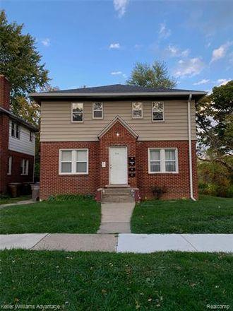 Rent this 0 bed duplex on 140 Summit Street in Pontiac, MI 48342