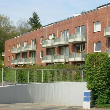 Rent this 2 bed apartment on Albertine-Assor-Straße 19b in 22457 Hamburg, Germany