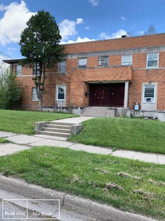 Rent this 0 bed apartment on 121 Chamberlain Street in Pontiac, MI 48342