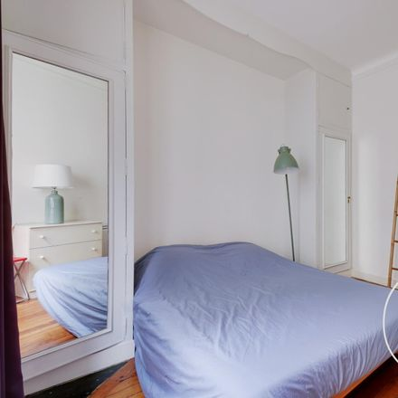Rent this 1 bed apartment on 12 Rue Descombes in 75017 Paris, France