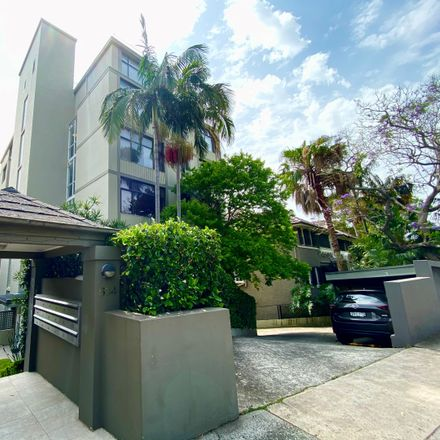 Rent this 1 bed apartment on 2/534 New South Head Road