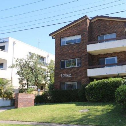 Rent this 1 bed apartment on 10/20-22 Cassia Street