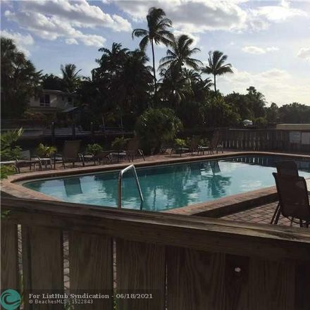 Rent this 1 bed condo on 1818 East Oakland Park Boulevard in Fort Lauderdale, FL 33306
