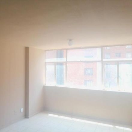 Rent this 1 bed apartment on 6 Bruce Street in Johannesburg Ward 62, Johannesburg