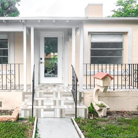 Rent this 3 bed house on 4901 Northwest 10th Avenue in Miami, FL 33127