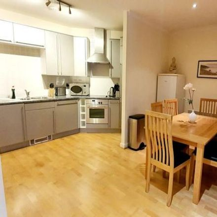 Rent this 1 bed apartment on Pierre in The Brewery Quarter, Cardiff CF