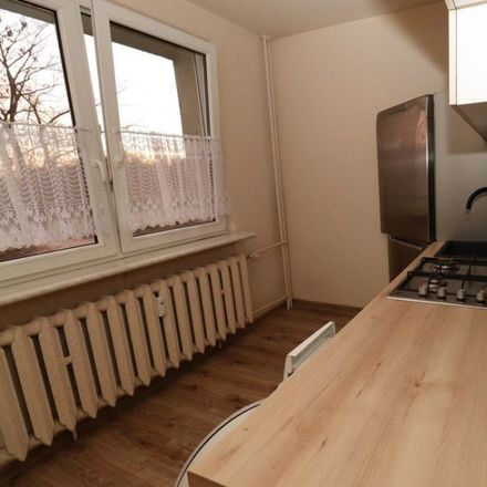 Rent this 1 bed apartment on Mroźna 13 in 40-316 Katowice, Poland