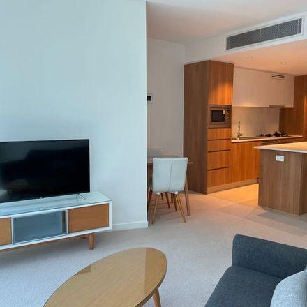 Rent this 1 bed apartment on Brisbane Skytower in 222 Margaret Street, Brisbane City QLD 4000