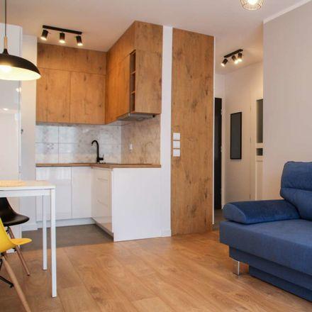 Rent this 1 bed apartment on Walerego Eljasza Radzikowskiego in 31-315, Kraków
