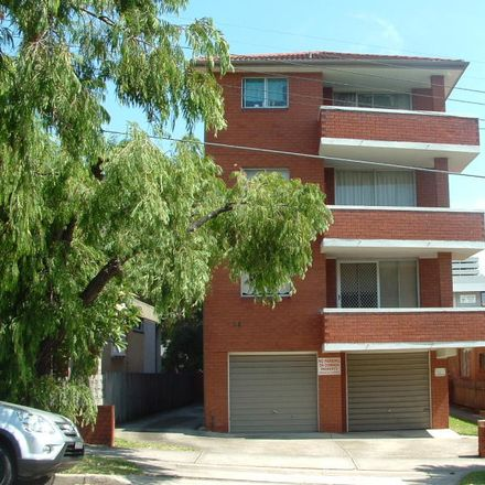 Rent this 2 bed apartment on 6/28 Blenheim Street
