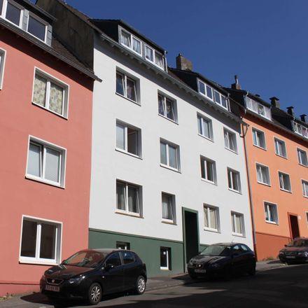 Rent this 3 bed apartment on Hügelstraße 11 in 42859 Remscheid, Germany