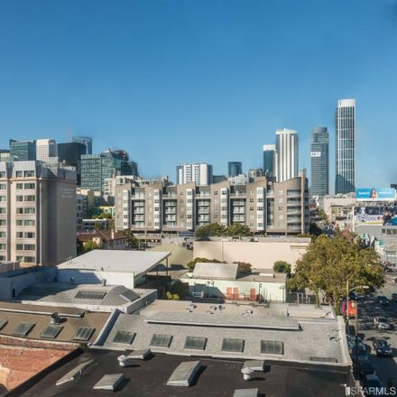 Rent this 1 bed condo on 870 Harrison Street in San Francisco, CA 94017