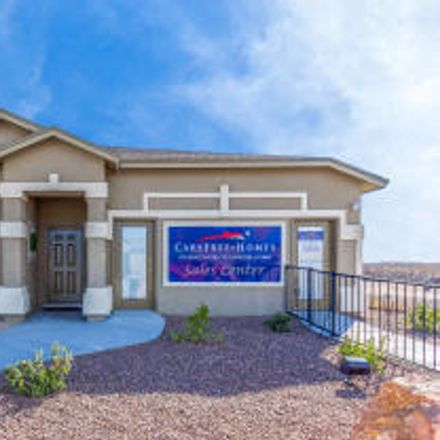 Rent this 4 bed apartment on Tania Dr in El Paso, TX