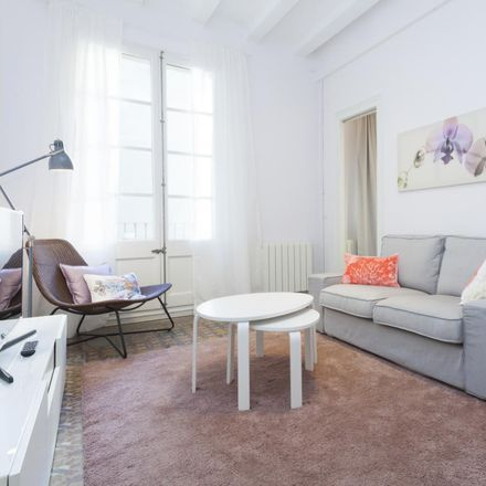 Rent this 2 bed apartment on Carrer de la Canuda in 33, 08002 Barcelona