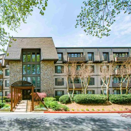 Rent this 1 bed condo on Highland Bluff Drive in Maple Ridge, GA 30024