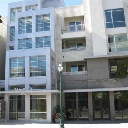 Rent this 1 bed condo on 1655 North California Boulevard in Walnut Creek, CA 94596
