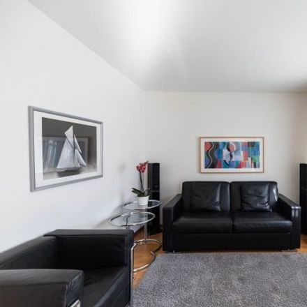 Rent this 4 bed apartment on Dahliastrasse 16 in 8008 Zurich, Switzerland