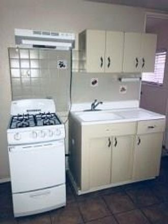 Rent this 1 bed apartment on N Stanton St in El Paso, TX